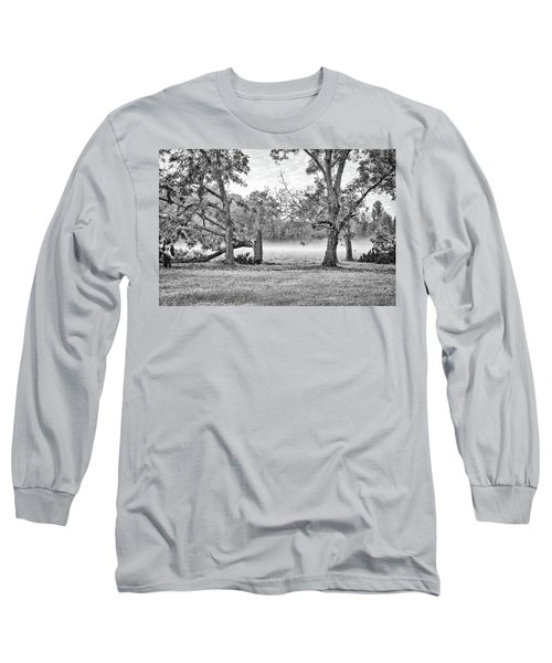 Dale - Foggy Morning Long Sleeve T-Shirt
