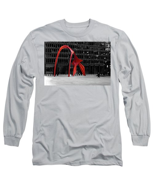 Daley Plaza Long Sleeve T-Shirt