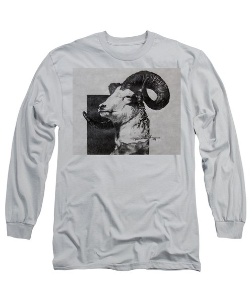 Dall Ram Long Sleeve T-Shirt