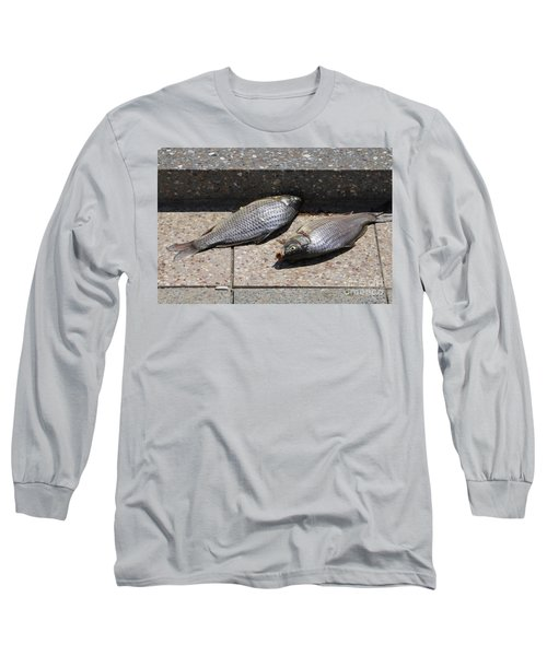 Dance Of The Dead Fish Long Sleeve T-Shirt