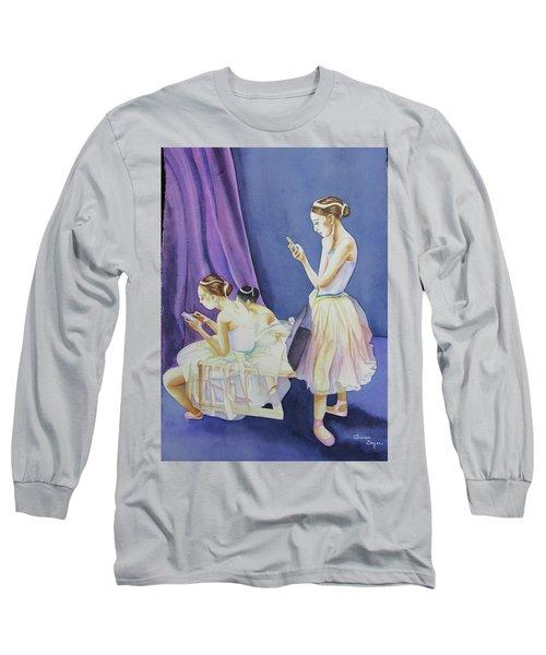 Dancer's Long Sleeve T-Shirt