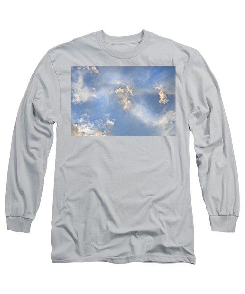 Dancing Clouds Long Sleeve T-Shirt