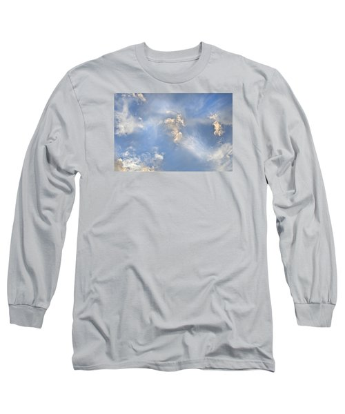 Dancing Clouds Long Sleeve T-Shirt