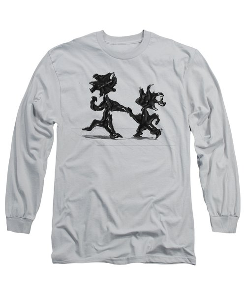 Dancing Couple 6 Long Sleeve T-Shirt