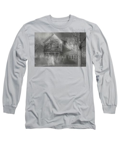 Dancing Ghosts Long Sleeve T-Shirt