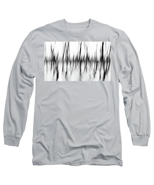 Dancing Trees Long Sleeve T-Shirt by Darren White