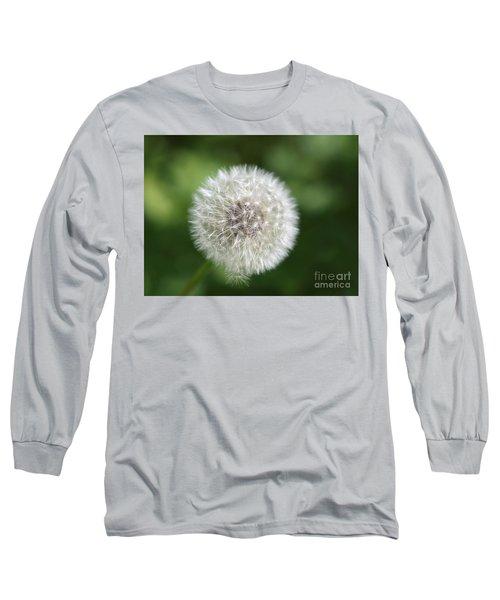 Dandelion - Poof Long Sleeve T-Shirt