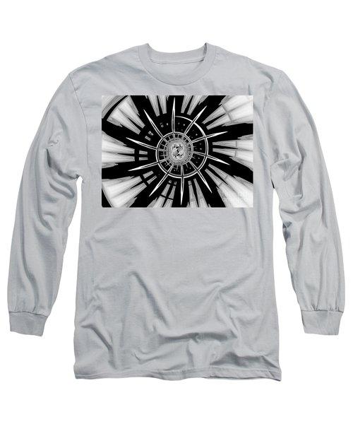 Dark Liberty Long Sleeve T-Shirt