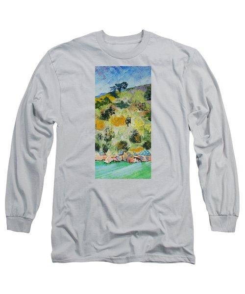 Dartmouth Cliffs Long Sleeve T-Shirt