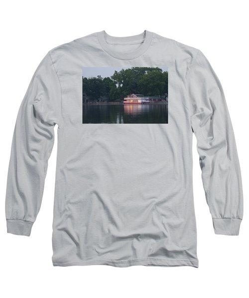 Dawn-st. Joseph River Long Sleeve T-Shirt