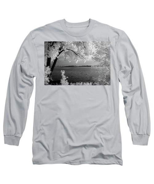 Day At The Lake Long Sleeve T-Shirt