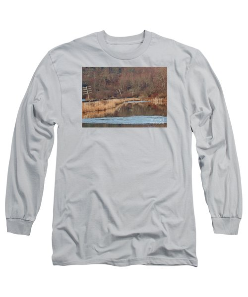 Long Sleeve T-Shirt featuring the photograph Days Gone Bye by Christian Mattison