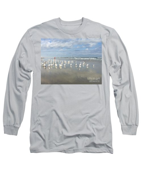 Daytona Beach 2 Long Sleeve T-Shirt