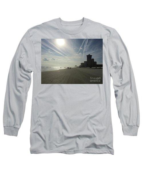 Daytona Beach Early Long Sleeve T-Shirt