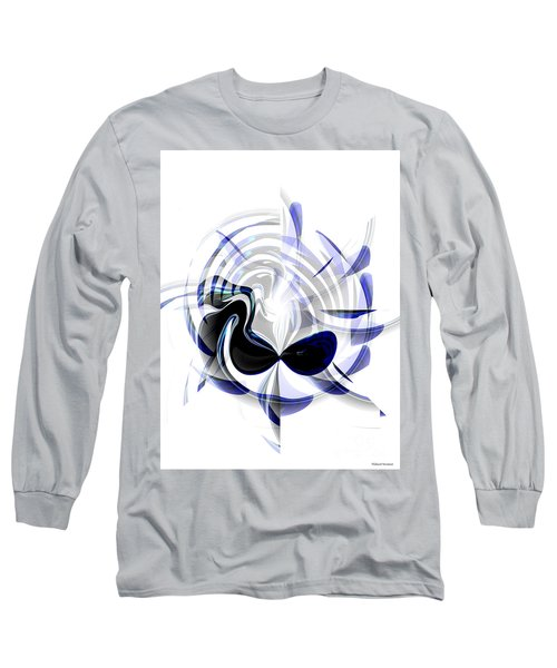 Dazzling Mask Long Sleeve T-Shirt by Thibault Toussaint