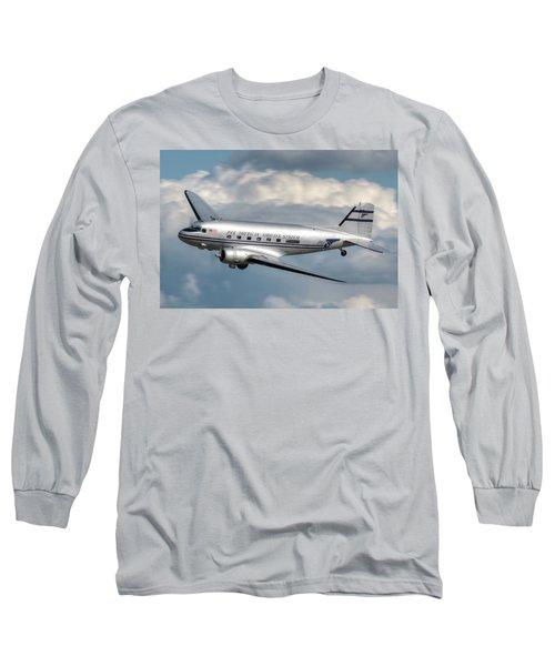 Dc-3 Long Sleeve T-Shirt
