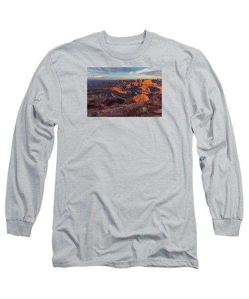 Dead Horse Point Sunrise Long Sleeve T-Shirt
