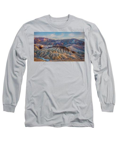 Death Valley Palette  Long Sleeve T-Shirt