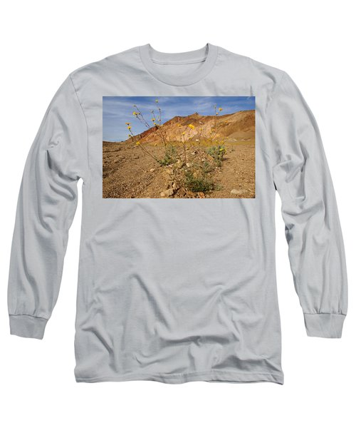 Long Sleeve T-Shirt featuring the photograph Death Valley Superbloom 202 by Daniel Woodrum