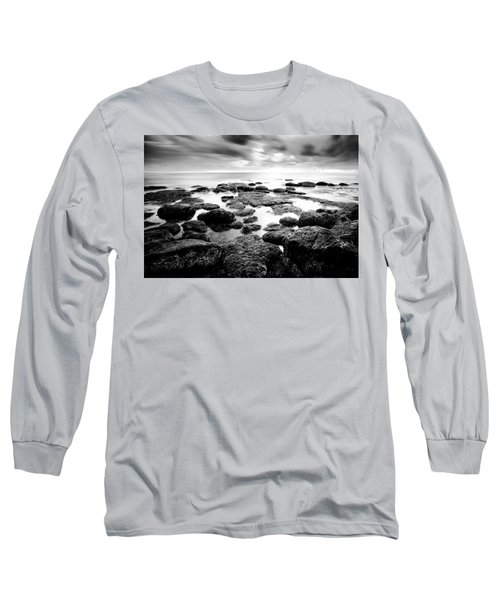 Decisions Long Sleeve T-Shirt by Ryan Weddle