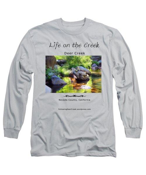 Deer Creek Ferns Long Sleeve T-Shirt