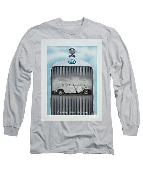 Delage #8712 Long Sleeve T-Shirt
