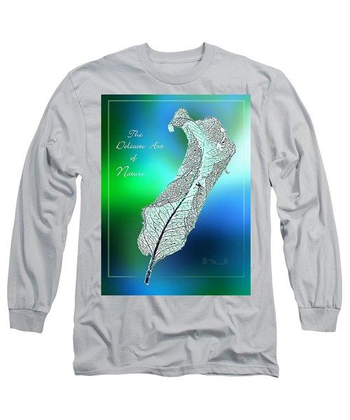 Delicate  Art Long Sleeve T-Shirt