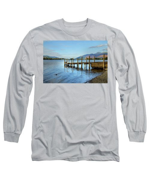 Derwent Water Pier Long Sleeve T-Shirt