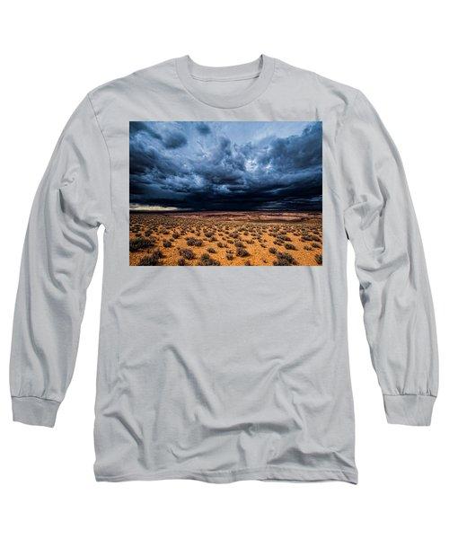 Desert Clouds Long Sleeve T-Shirt