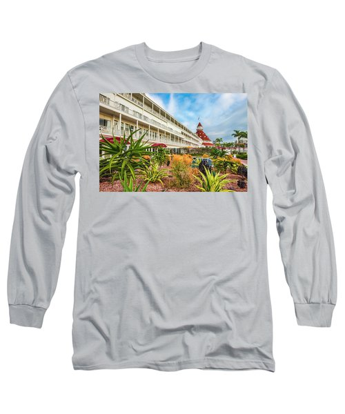 Desert Del Long Sleeve T-Shirt