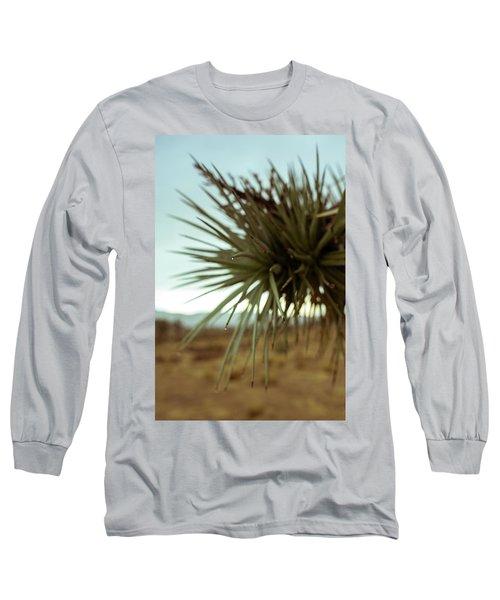Desert Leaves Long Sleeve T-Shirt