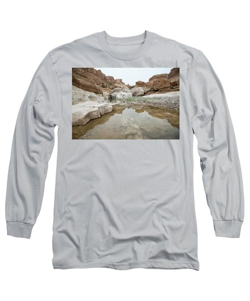 Desert Water Long Sleeve T-Shirt