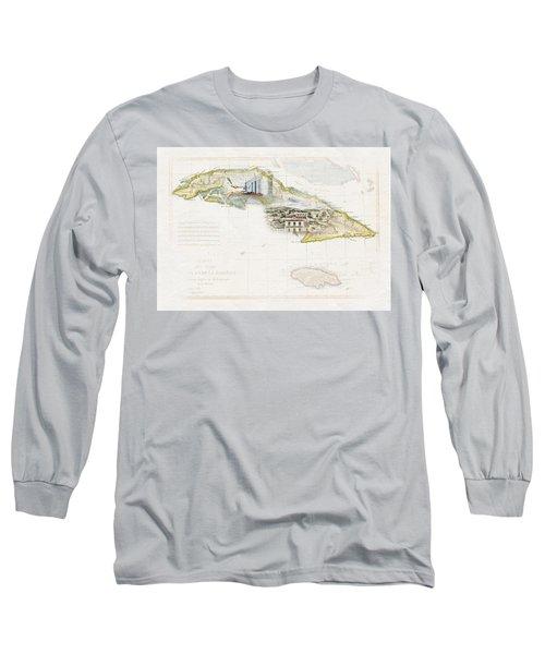 Destination Trinidad Long Sleeve T-Shirt