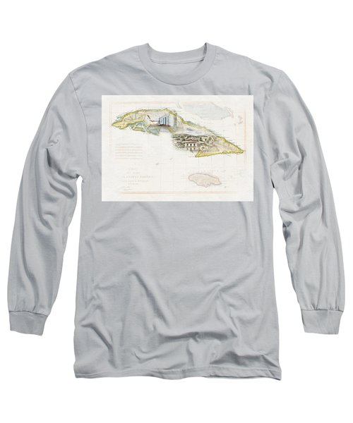 Destination Trinidad Long Sleeve T-Shirt