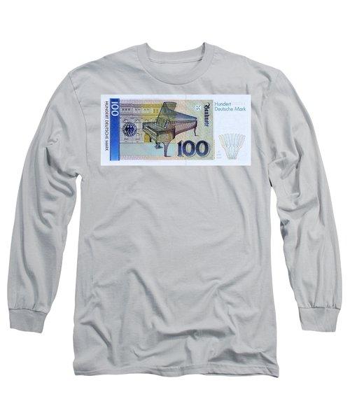 Deutsche Mark Long Sleeve T-Shirt