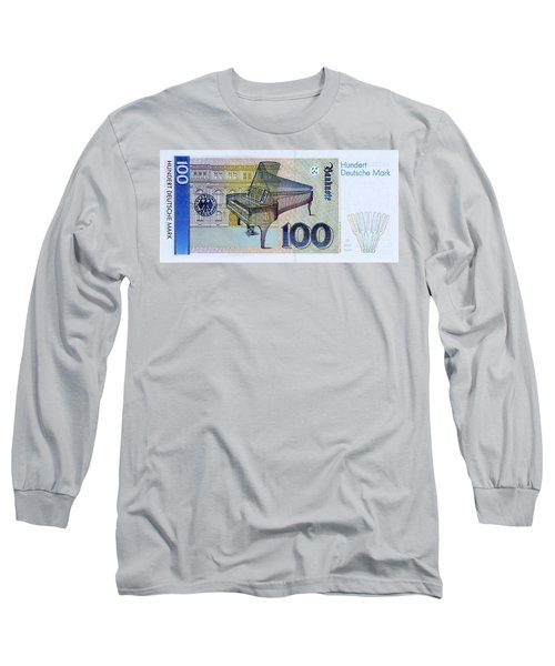 Deutsche Mark Long Sleeve T-Shirt