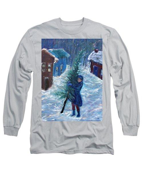 Dicken's Tale Long Sleeve T-Shirt