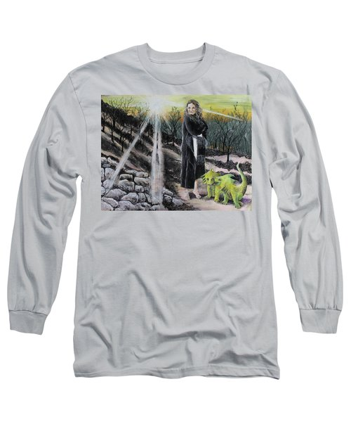 Did You Do That? Long Sleeve T-Shirt
