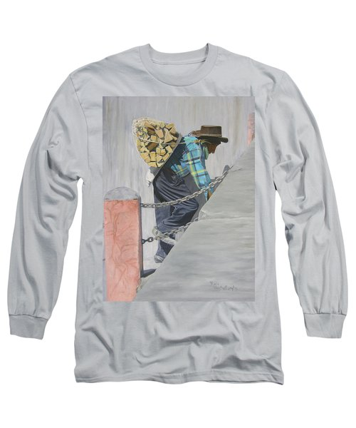 Dios Fortelezca Long Sleeve T-Shirt