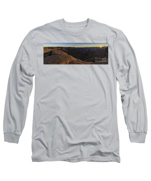 Dissolving Light Long Sleeve T-Shirt