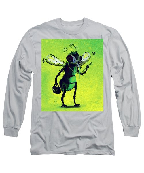 Doctor Fly Long Sleeve T-Shirt