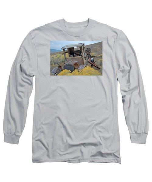 Dodge Brothers Pickup Long Sleeve T-Shirt