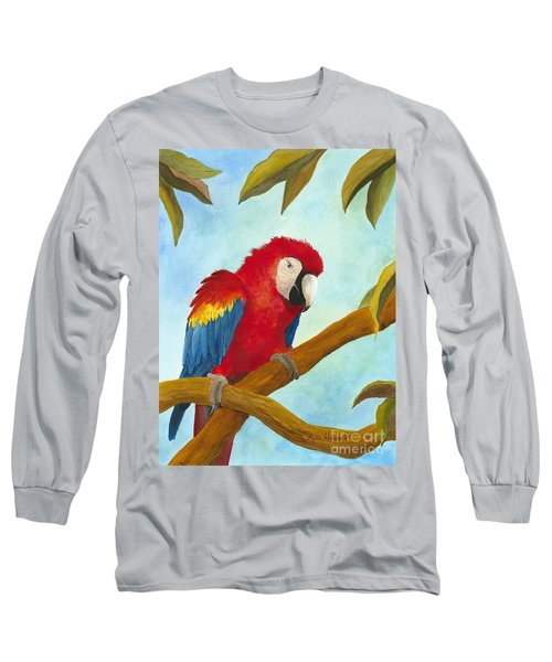 Dont Ruffle My Feathers Long Sleeve T-Shirt