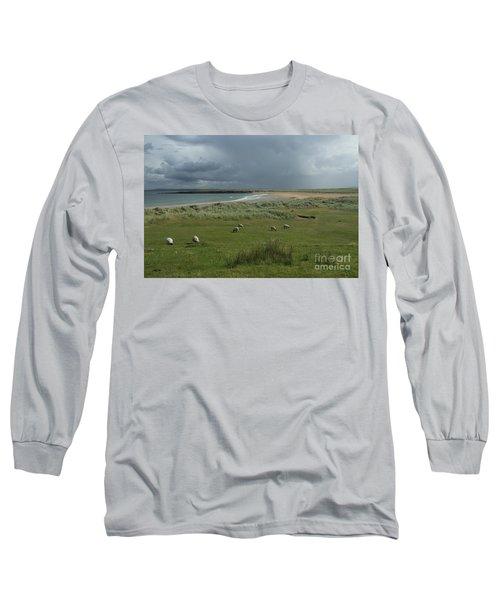 Doogh Beach Achill Long Sleeve T-Shirt