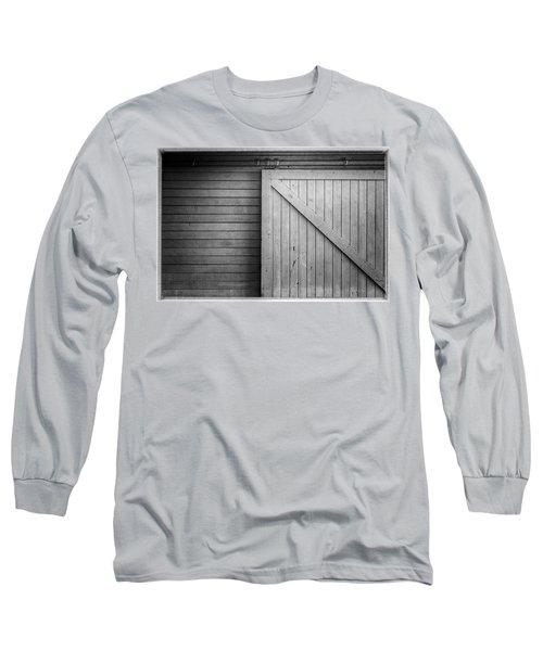 Doors Long Sleeve T-Shirt by Wade Brooks