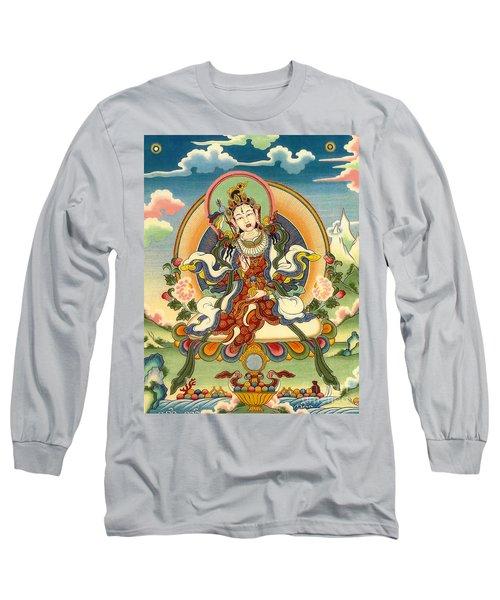 Dorje Yudronma Long Sleeve T-Shirt
