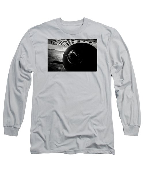 Down Up  Long Sleeve T-Shirt