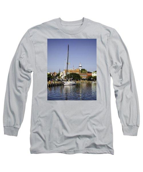 Downtown II Long Sleeve T-Shirt