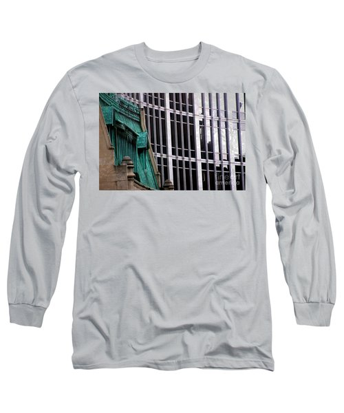 Downtown Indy Long Sleeve T-Shirt