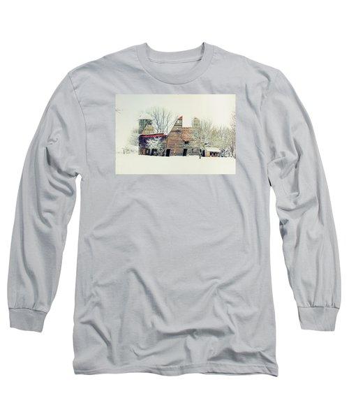 Drafty Old Barn Long Sleeve T-Shirt